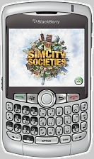 ElectronicArts: SimCity Societies auf BlackBerry (Bild: Electronic Arts/Business Wire)